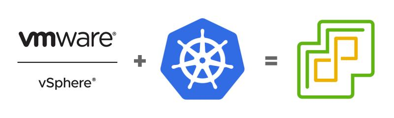 VMware vSphere + Kubernetes = vSphere 7!